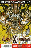 Death of Wolverine The Weapon X Program (2014) 3