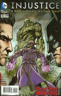 Injustice Gods Among Us Year Three (2014 DC) 5