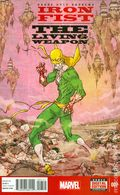 Iron Fist The Living Weapon (2014) 7