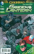 Green Lantern (2011 4th Series) 37COMBO