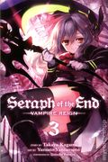 Seraph of the End: Vampire Reign GN (2014 Viz Digest) 3-1ST