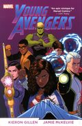 Young Avengers Omnibus HC (2014 Marvel NOW) By Gillen and McKelvie 1A-1ST