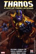 Thanos A God Up There Listening HC (2014 Marvel) 1-1ST