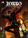 Zorro The Complete Dell Pre-Code Comics HC (2014 Hermes Press) 1-1ST