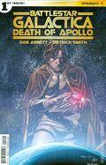 Battlestar Galactica Death of Apollo (2014 Dynamite) 1D