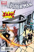 Amazing Spider-Man (2014 3rd Series) 1ZAPP