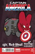 Captain America (2013 7th Series) 19HASTINGS
