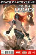 Death of Wolverine The Logan Legacy (2014) 6A