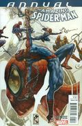 Amazing Spider-Man (2014 3rd Series) Annual 1B