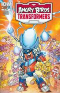 Angry Birds Transformers (2014 IDW) 2