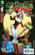 Harley Quinn Holiday Special (2014) 1A