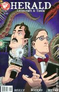 Herald Lovecraft and Tesla (2014) 1A