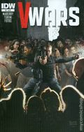 V-Wars (2014 IDW) 8