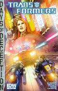 Transformers (2012 IDW) Robots In Disguise 36