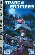 Transformers (2012 IDW) Robots In Disguise 36SUB