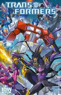 Transformers (2012 IDW) Robots In Disguise 36RI