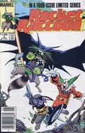Rocket Raccoon (1985 Marvel) Canadian Price Variant 2