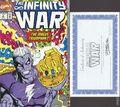 Infinity War (1992) 6CDUSIGNED