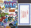 Infinity War (1992) 4CDUSIGNED
