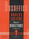 Boxoffice Modern Theatre Buyers' Directory (c. 1931) 511124