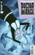 Death Defying Dr. Mirage (2014 Valiant) 4