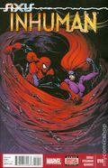 Inhuman (2014 Marvel) 10