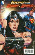 Sensation Comics Featuring Wonder Woman (2014) 5