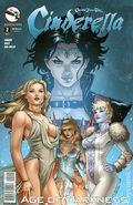 Grimm Fairy Tales Cinderella (2014 Zenescope) 2A