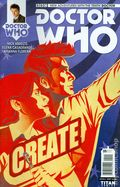 Doctor Who The Tenth Doctor (2014 Titan) 5A