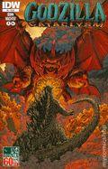 Godzilla Cataclysm (2014 IDW) 5