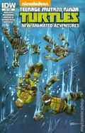Teenage Mutant Ninja Turtles New Animated Adventures (2013 IDW) 18
