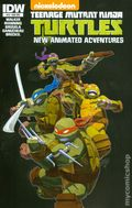 Teenage Mutant Ninja Turtles New Animated Adventures (2013 IDW) 18SUB