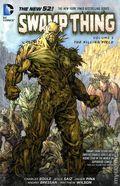 Swamp Thing TPB (2012-2016 DC Comics The New 52) 5-1ST