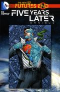 Futures End Five Years Later Omnibus HC (2014 DC Comics The New 52) 1-1ST