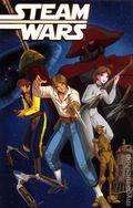 Steam Wars TPB (2014 Antarctic Press) 1-1ST