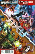 Avengers and X-Men Axis (2014 Marvel) 8A