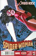 Spider-Woman (2014 5th Series) 2A