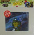 Teenage Mutant Ninja Turtles Original Animation Art Cel (1991) CEL