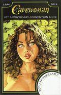 Cavewoman 20th Anniversary Convention Book (2014) 2014B