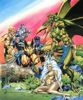 Marvel Comics Art Print (1986-1991) 1988 X-MEN2