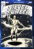 John Buscema's Silver Surfer HC (2014 IDW/Marvel) Artist's Edition 1-1ST