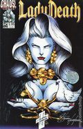 Lady Death The Crucible (1996) 5WIZARDSIGNED