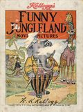 Kellogg's Funny Jungleland Moving-Pictures (1909) 1909BCVR.WOMAN
