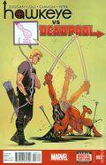 Hawkeye vs. Deadpool (2014) 3