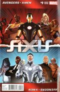 Avengers and X-Men Axis (2014 Marvel) 9C