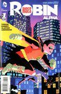 Robin Rises Alpha (2014) 1B