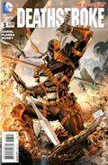 Deathstroke (2014 DC 2nd Series) 3B