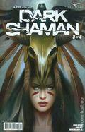 Grimm Fairy Tales Dark Shaman (2014 Zenescope) 3A