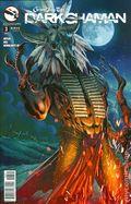 Grimm Fairy Tales Dark Shaman (2014 Zenescope) 3B