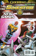 Sinestro (2014) 8A